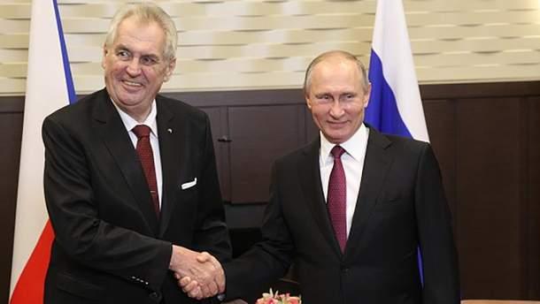 Президентские выборы в Чехии: почему победил Земан и что изменится в стране