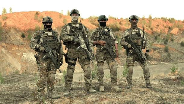 Російська армія отримала на озброєння нові автомати (ілюстрація)