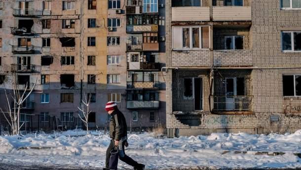 В Украине четверть населения оккупированных территорий страдает от продовольственного кризиса