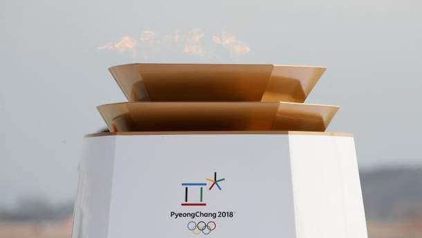 До Олімпіади-2018 залишилися лічені дні