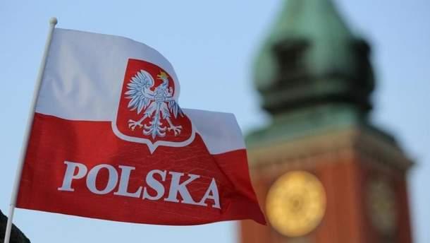 Санкції проти Польщі