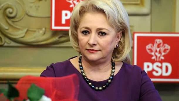 Главой правительства Румынии стала Виорика Денчиле