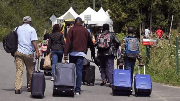 """США отменяют """"черный список"""" стран-беженцев"""