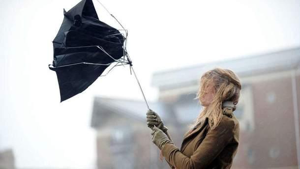 Непогода в Украине
