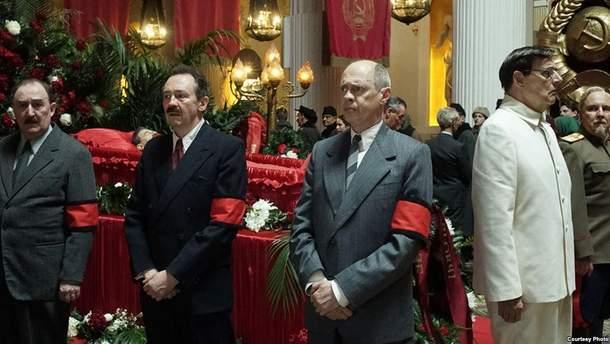"""Фрагмент фільму """"Смерть Сталіна"""""""
