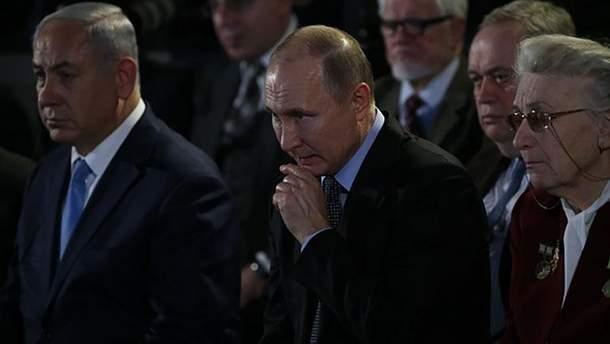 В США оприлюднили санкційний список щодо оточення Путіна
