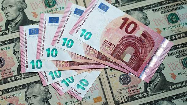 Наличный курс валют 30 января в Украине
