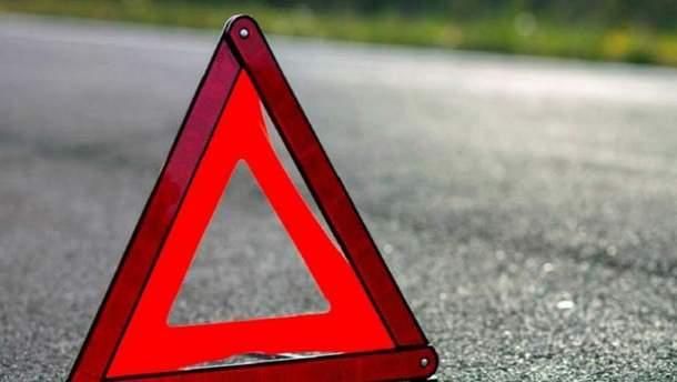 Во Львове водитель насмерть сбил женщину