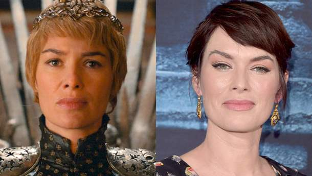 """Ліна Хіді виконує роль Серсеї Ланістер в """"Грі престолів"""""""