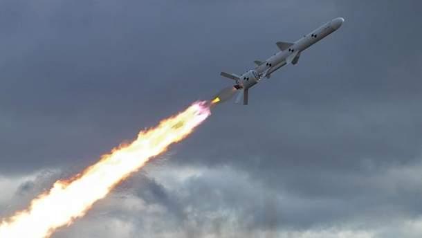 Состоялось первое испытание украинской крылатой ракеты
