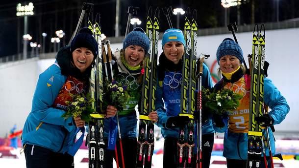 Зимова Олімпіада 2018: список учасників від України