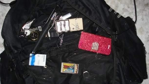 Ограбление в Киеве