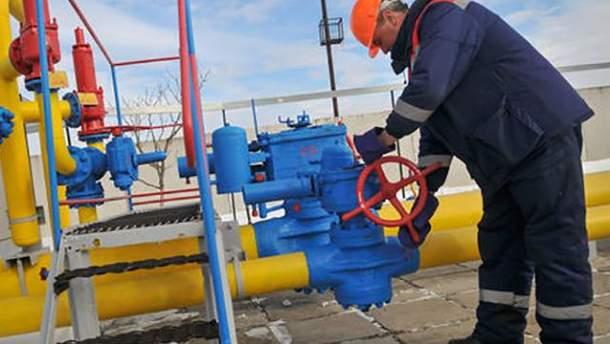 Славутич отключили от газоснабжения
