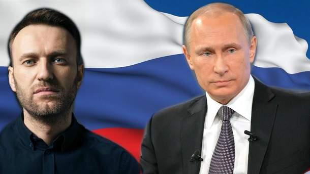 Навальный может испортить планы Путина по президентским выборам