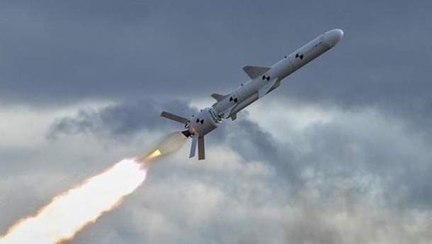 "Украинская крылатая ракета ""Нептун"""