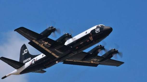 Американский патрульный самолет P-3 Orion