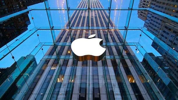 Компанія Apple стала фігурантом розслідування в США