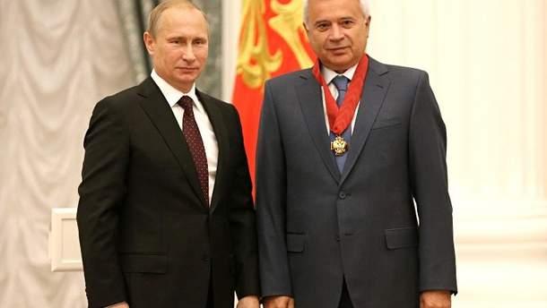 """Найбільше з """"кремлівського списку"""" втратив Вагіт Алексперов"""