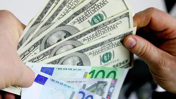 Наличный курс валют 31 января в Украине