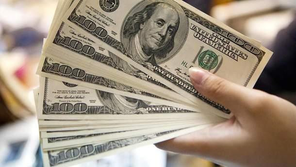 Курс валют НБУ на 1 лютого