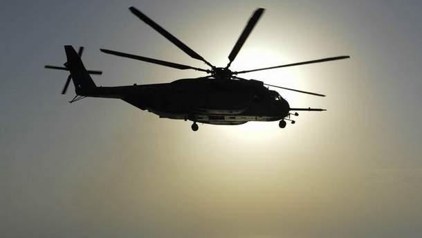 Український кордон буде охороняти спецпідрозділ гелікоптерів