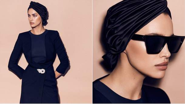 Ирина Шейк для Vogue Arabia