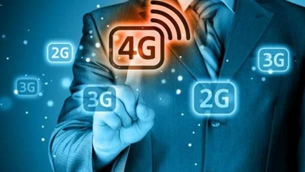 4G-связь в Украине