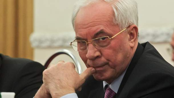 Николая Азарова  объявили в розыск