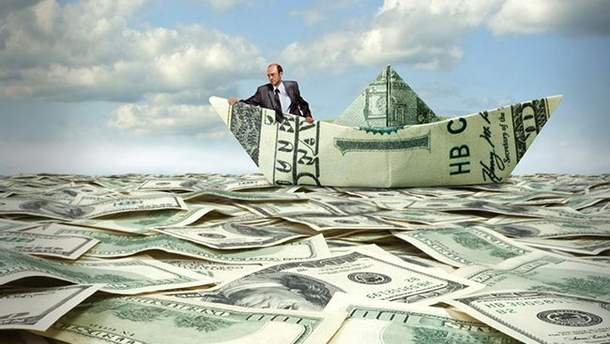 Гроші в офшорах
