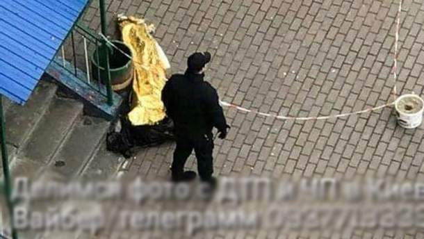 Самогубство у Києві