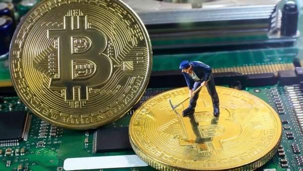Українські митники вилучили обладнання для видобутку криптовалют