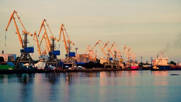 Корупція у порті