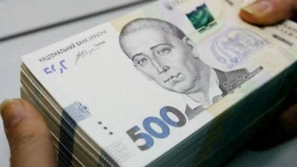 Держборг України зріс на 11% за рік