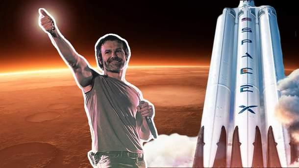 Святослав Вакарчук відвідав SpaceX