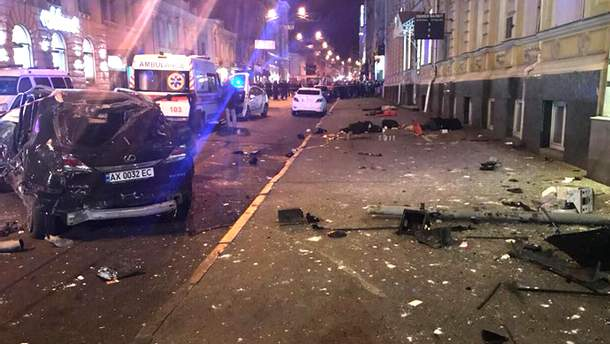 Поліція завершила розслідування про смертельну аварію в Харкові