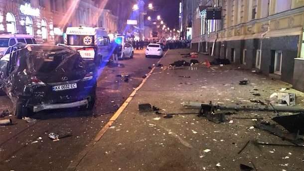 Полиция завершила расследование по смертельной аварии в Харькове
