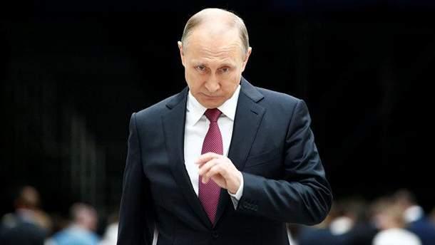 Окружение Путина обокрала Россию на 1 триллион долларов