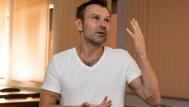 Вакарчук отреагировал на смерть Каденюка