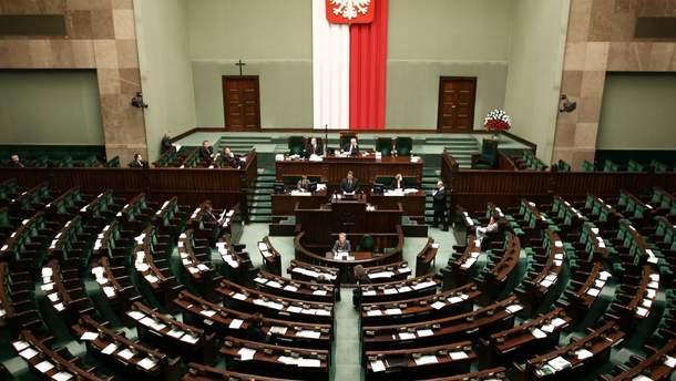 Сенат Польщі