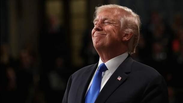 Дональд Трамп знову номінований на Нобелівську премію миру