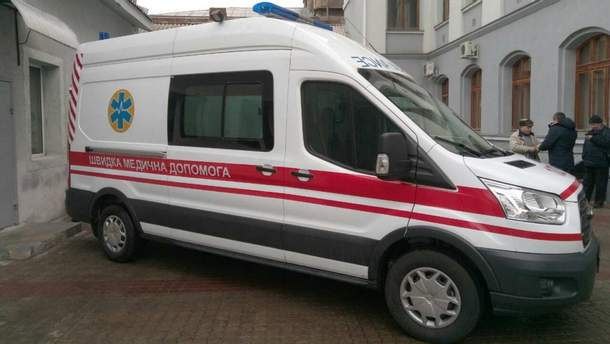 В Киеве смертельно ранили ножом военного (иллюстрация)