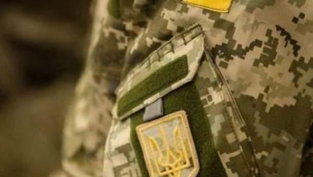 Военный наложил на себя руки на Львовщине