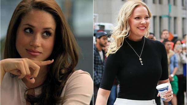 """Кетрін Хейгл замінить Меган Маркл в серіалі """"Форс-мажори"""""""