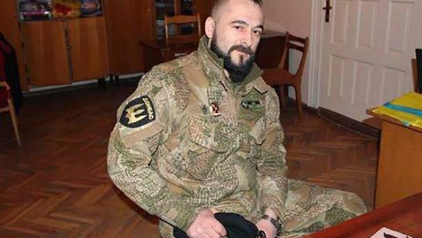 Погибший боец АТО Ярослав Козак