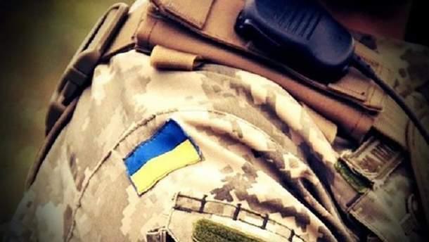 Погибший военный служил в киевском гарнизоне