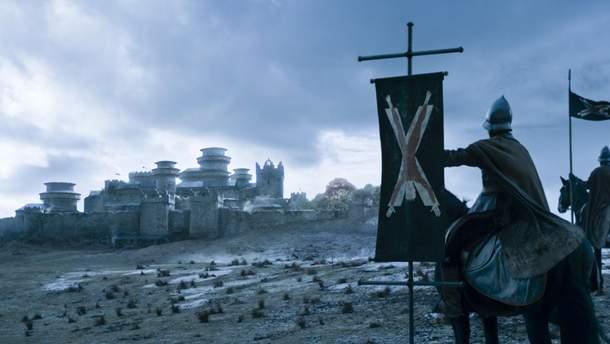 Замок Вінтерфел