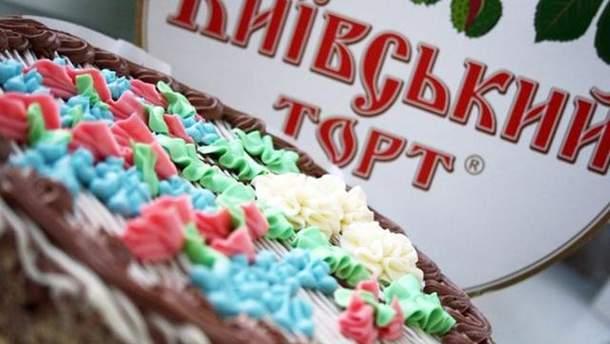 """""""Рошен"""" судиться з """"Ашаном"""" за """"Київський торт"""""""