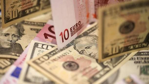 Наличный курс валют 1 февраля в Украине