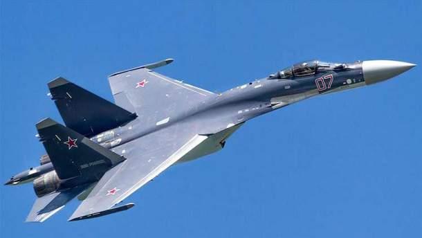 Российский Су-27