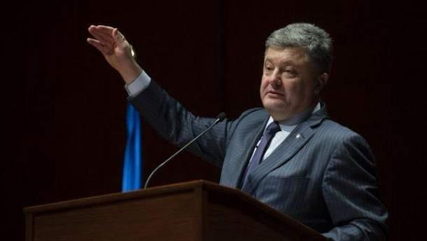 Реинтеграция может обвалить рейтинги Порошенко